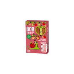 Przekąska jabłko-truskawkowa z owoców bez dodatku cukru 60g