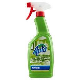 Płyn w sprayu do mycia kuchni