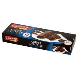 Delikatne ciasteczka w czekoladzie
