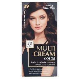 Multi Cream Color Farba do włosów orzechowy brąz 39