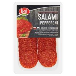 Kiełbasa dojrzewająca salami pepperoni