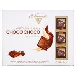 Czekoladki z Klasą Choco Choco Czekoladki mleczne