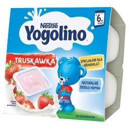 Yogolino Deserek mleczno-owocowy truskawka dla niemo...