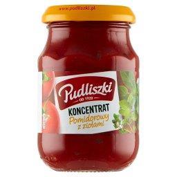 Koncentrat pomidorowy z ziołami