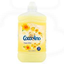 Happy Yellow Płyn do płukania tkanin koncentrat  (72 prania)
