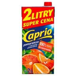 Napój pomarańcza z czerwoną pomarańczą 2 l