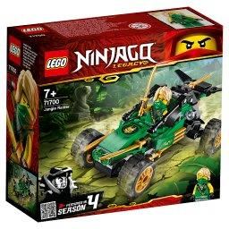 Ninjago Dżunglowy ścigacz 71700