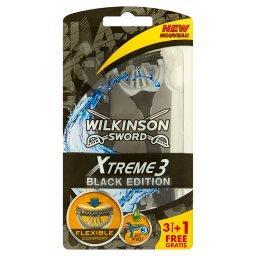 Xtreme 3 Black Edition Jednorazowe maszynki do golen...