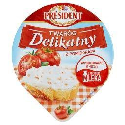 Twaróg Delikatny z pomidorami 150 g