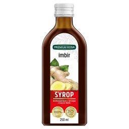Syrop imbir