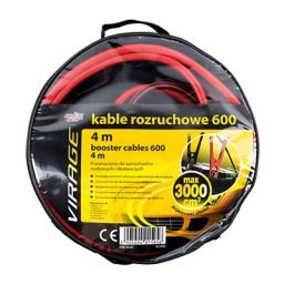 Kable rozruchowe 600 - 4m