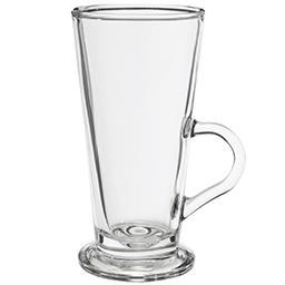 Kubek Boston caffe latte szklany 275 ml