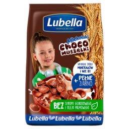 Mlekołaki Choco Muszelki Zbożowe muszelki o smaku czekoladowym