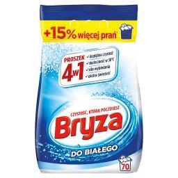 4w1 Proszek do prania do białego 4,55 kg (70 prań)