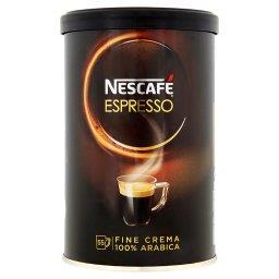 Espresso Kawa rozpuszczalna