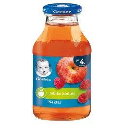 Nektar jabłko malina dla niemowląt po 4. miesiącu