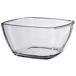 Miska/salaterka przeźroczysta kwadratowa 500 ml