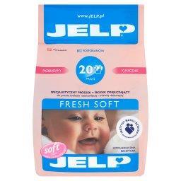 Fresh Soft Specjalistyczny proszek i środek zmiękczający do prania odzieży dziecięcej