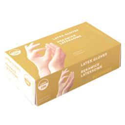 Rękawice lateksowe pudrowane sanix economy rozmiar L...