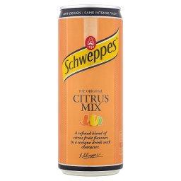 Citrus Mix Napój gazowany o smaku cytrusowym