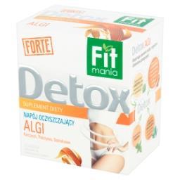 Detox Forte Suplement diety Napój oczyszczający Algi 20 g (10 saszetek)