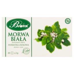 Suplement diety herbatka ziołowa morwa biała 40 g