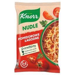 Nudle Pomidorowe łagodne Zupa-danie