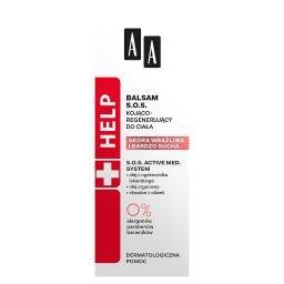 Help Balsam S.O.S. kojąco-regenerujący do ciała