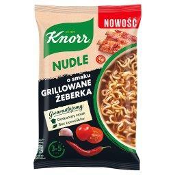 Nudle Zupa-danie o smaku grillowane żeberka 71 g