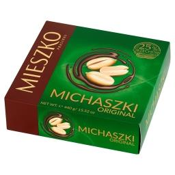 Michaszki Original Cukierki z orzeszkami arachidowymi w czekoladzie