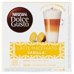 Dolce Gusto Latte Macchiato Vanilla Kawa w kapsułkac...