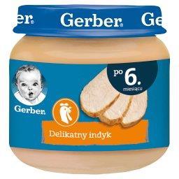 Delikatny indyk dla niemowląt po 6. miesiącu