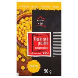 Ciecierzyca prażona curry