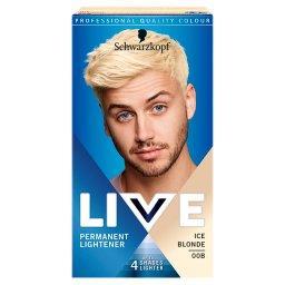 Live Farba do włosów chłodny blond 00B