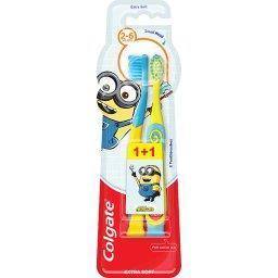 Kids Szczoteczka do zębów dla dzieci w wieku 2-6 lat...