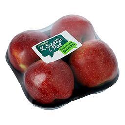 Jabłka szkolne tacka