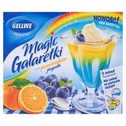 Magic Galaretki smak pomarańcza jagoda