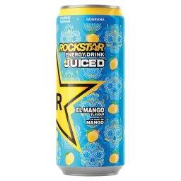 Juiced El Mango Gazowany napój energetyzujący o smak...