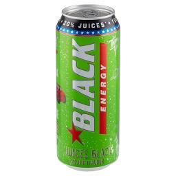 Energy Juices Blast Gazowany napój energetyzujący o ...