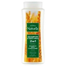 Naturia Szampon z odżywką 2w1 pszenica