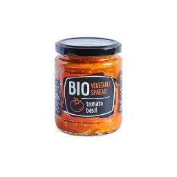 Pasta warzywna pomidor-bazylia BIO 235 g
