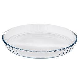 Forma do tarty ze szkła żaroodpornego 28 cm