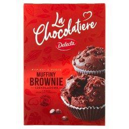 La Chocolatiere Muffiny Brownie czekoladowe mieszank...