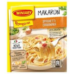 Pomysł na... Makaron spaghetti Carbonara