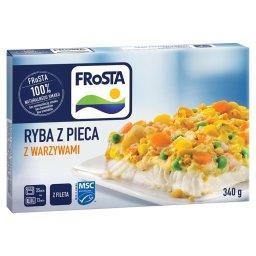 Ryba z pieca z warzywami 340 g