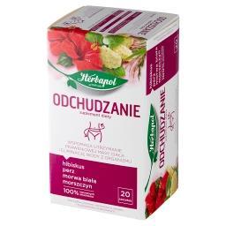 Odchudzanie Suplement diety herbatka ziołowo-owocowa...