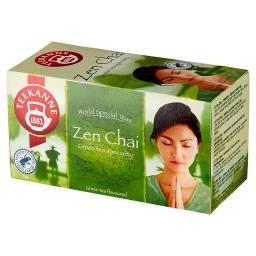 World Special Teas Zen Chaí Herbata zielona o smaku ...
