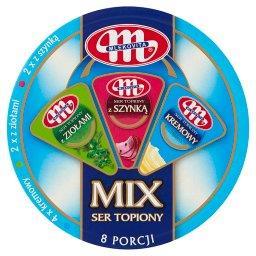 Mix Ser topiony  (8 sztuk)
