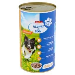 Pełnoporcjowa karma dla dorosłych psów z drobiem w s...