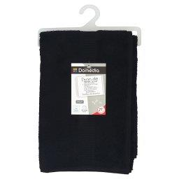 Ręcznik 70 x 140 cm czarny